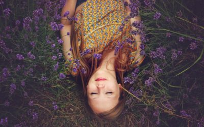 Savasana ou la posture de relaxation
