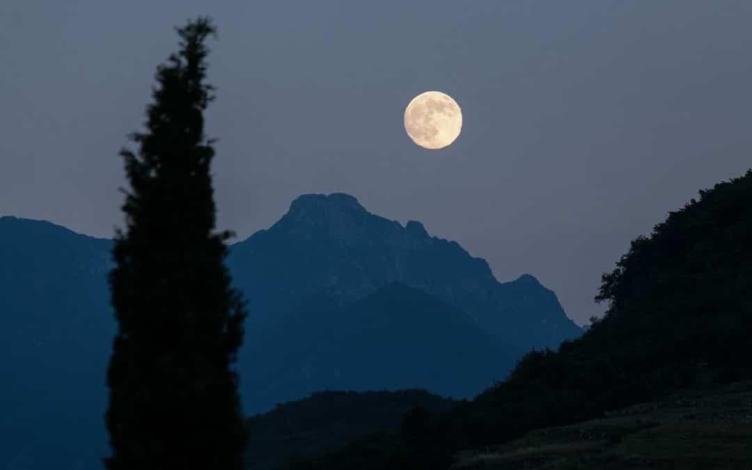 Pleine Lune du 10 janvier