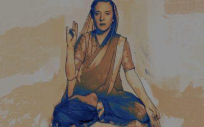 Indra Devi, première yogini d'Occident