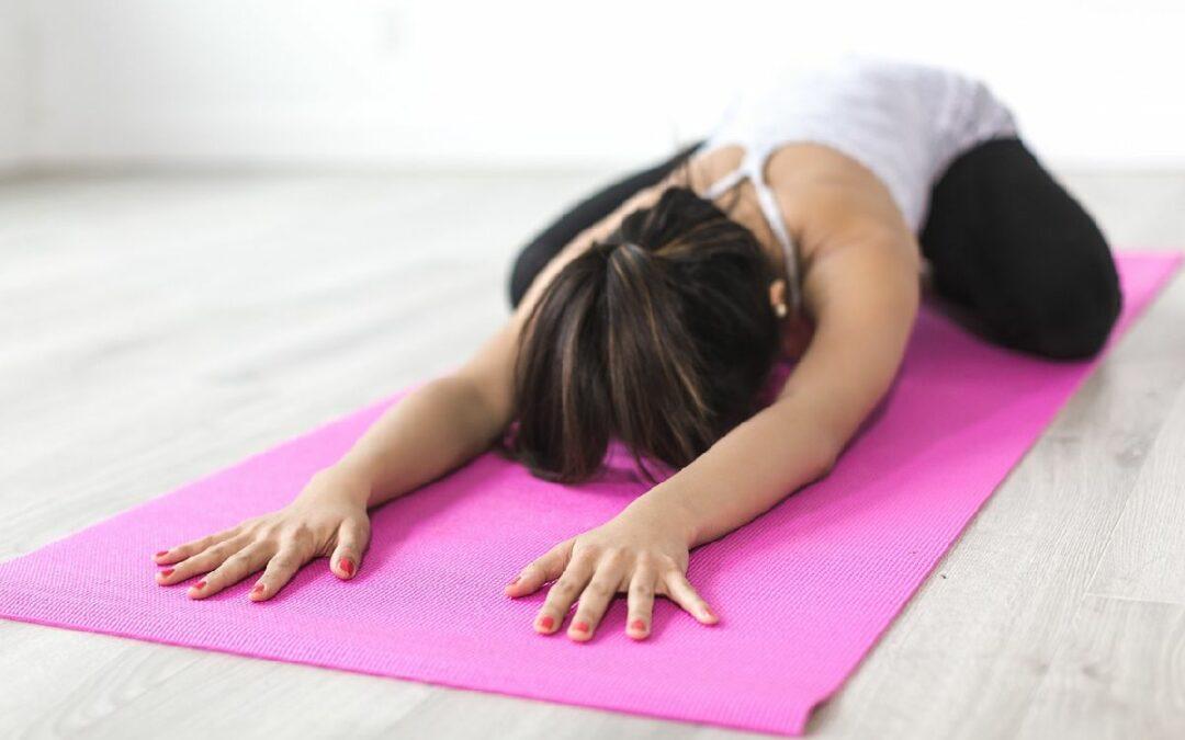 Heureusement il y a le Yoga !